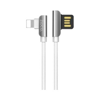 Кабель USB — lightning 1,2м Hoco U42