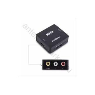 Конвертор HDMI — 3RCA