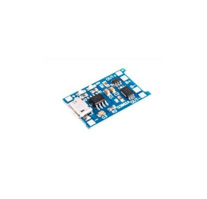 Модуль заряда li-ion аккумулятора (micro USB)