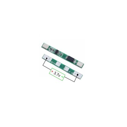 Модуль защиты li-ion аккумуляторов 1S 3A