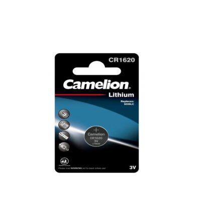 Элемент питания (батарейка) CR1620 Camelion
