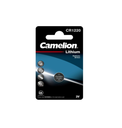 Элемент питания (батарейка) CR1220 Camelion