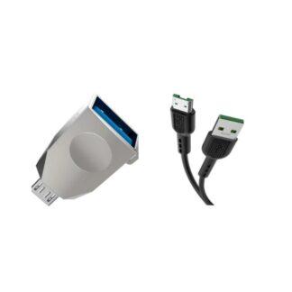 Кабели и переходники Micro USB